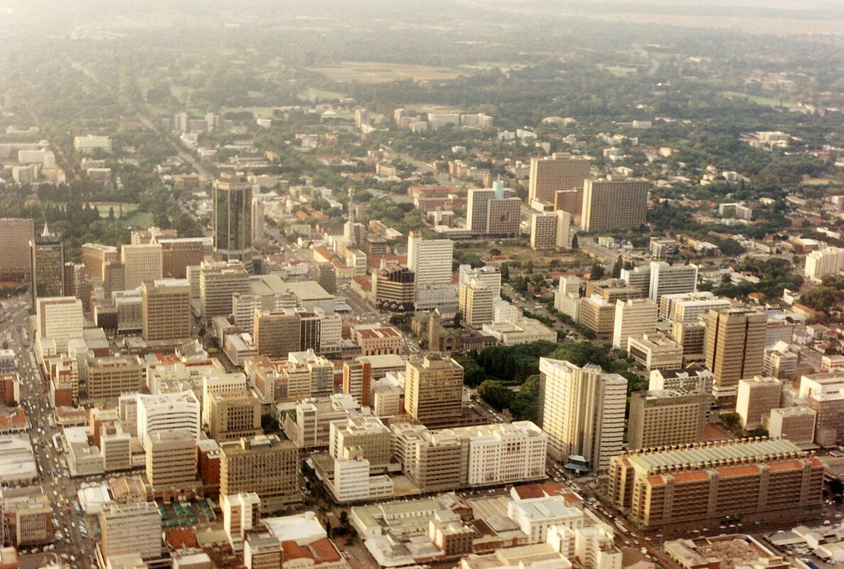 The capital of Zimbabwe