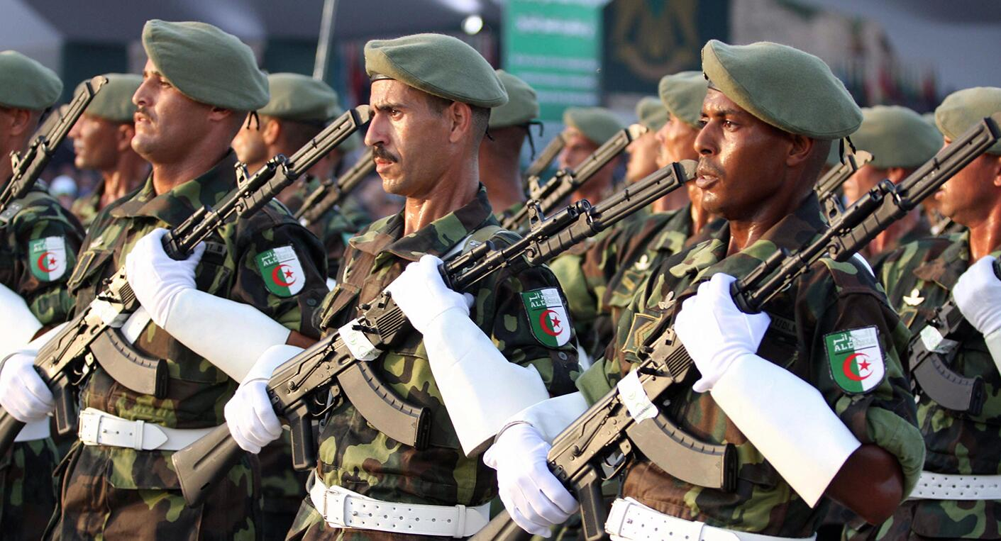Algeria Army