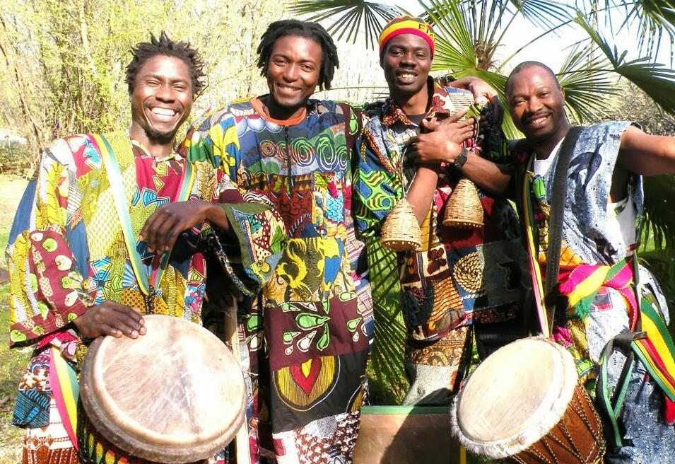 Music in Guinea