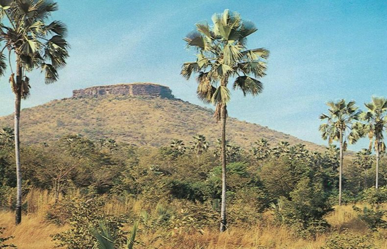 Lot from the Fouta Djalon mountain area.