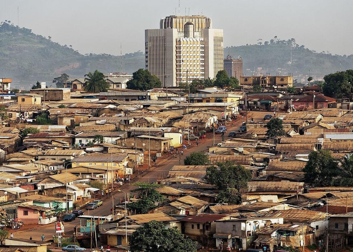 Yaounde - center