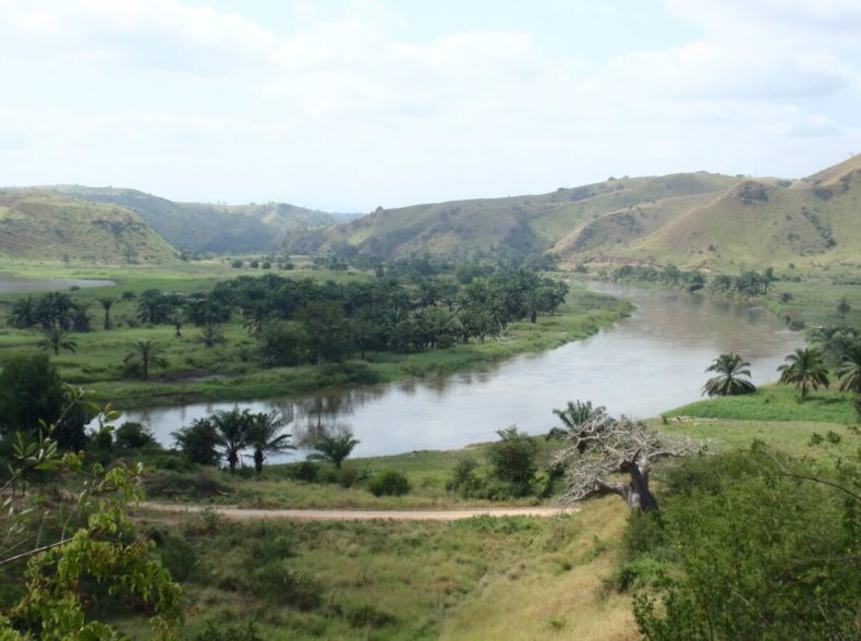 Angola has large water resources, with potential for hydropower and irrigation of agricultural areas.