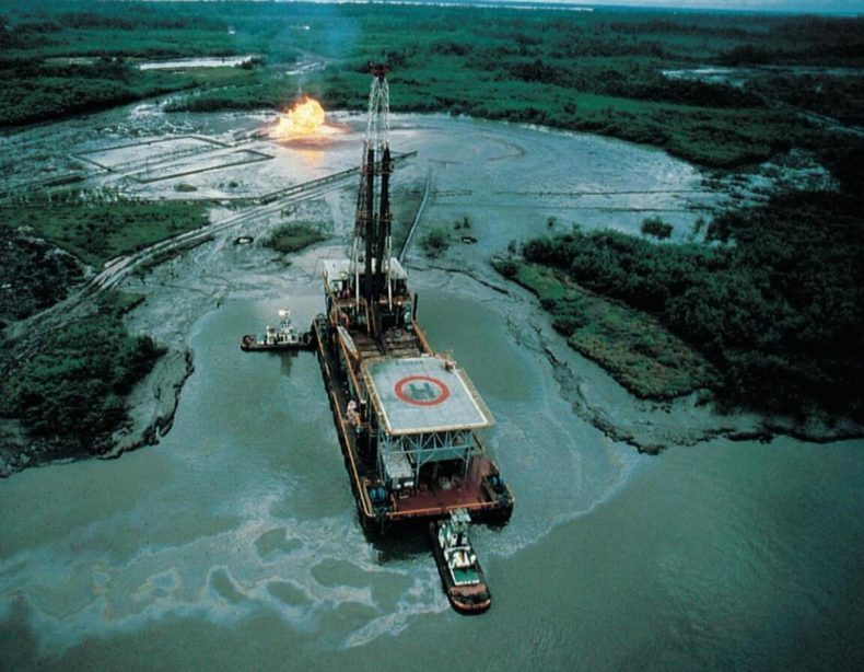 Nigeria has experienced rapid development as an oil exporting country