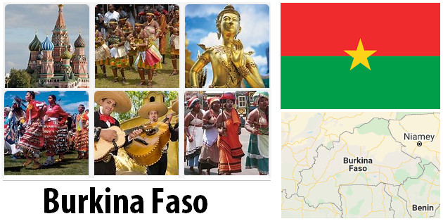 Burkina Faso Country Facts