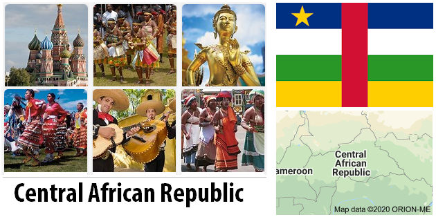 Central African Republic Country Facts