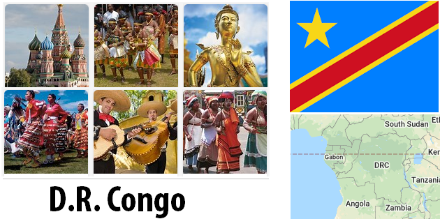 Democratic Republic of the Congo Country Facts