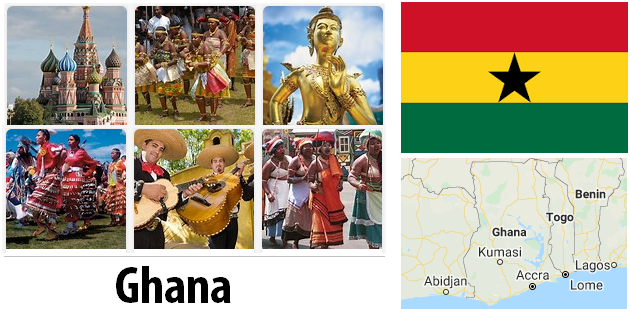 Ghana Country Facts