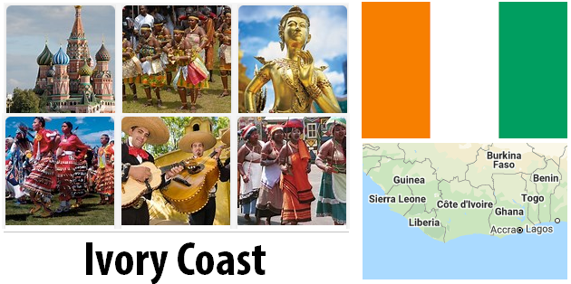 Ivory Coast Country Facts
