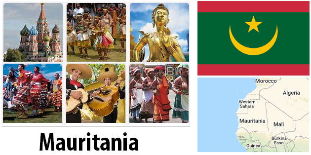 Mauritania Country Facts