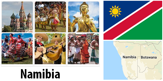 Namibia Country Facts