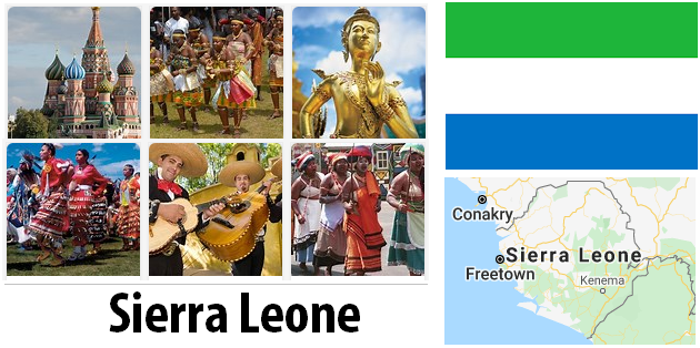 Sierra Leone Country Facts