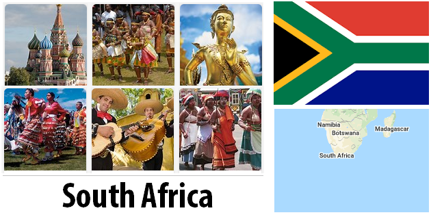 South Africa Country Facts