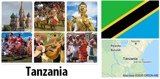 Tanzania Country Facts