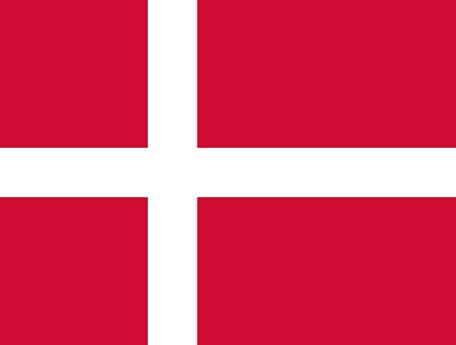 Denmark Emoji Flag