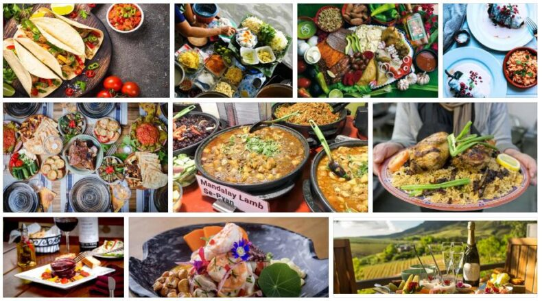 Mexico Tourism and Gastronomy