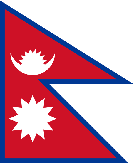 Nepal Emoji Flag