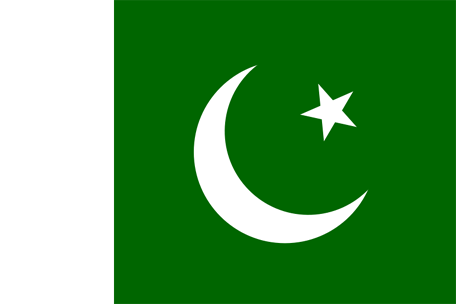 Pakistan Emoji Flag