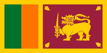 Sri Lanka Emoji Flag