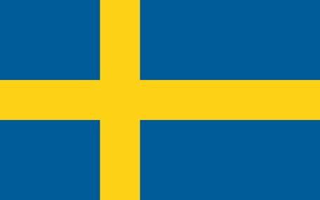 Sweden Emoji Flag