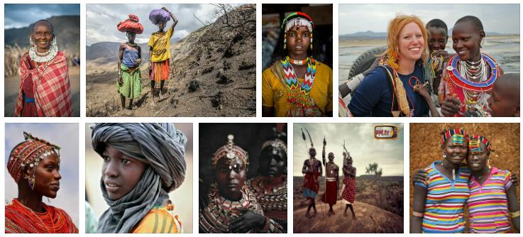 Africa People 2