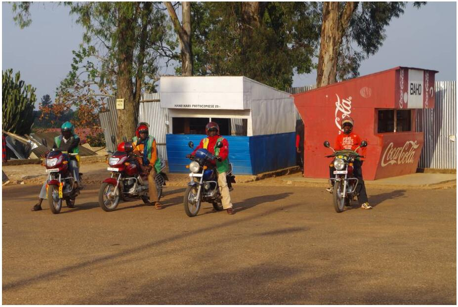 Rwanda Travel, transportation and traffic