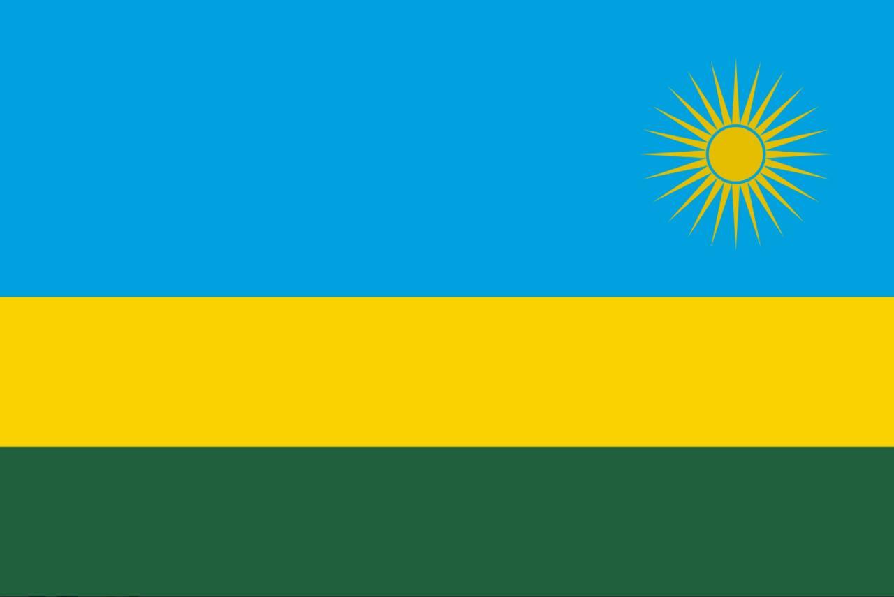 Rwanda's flag