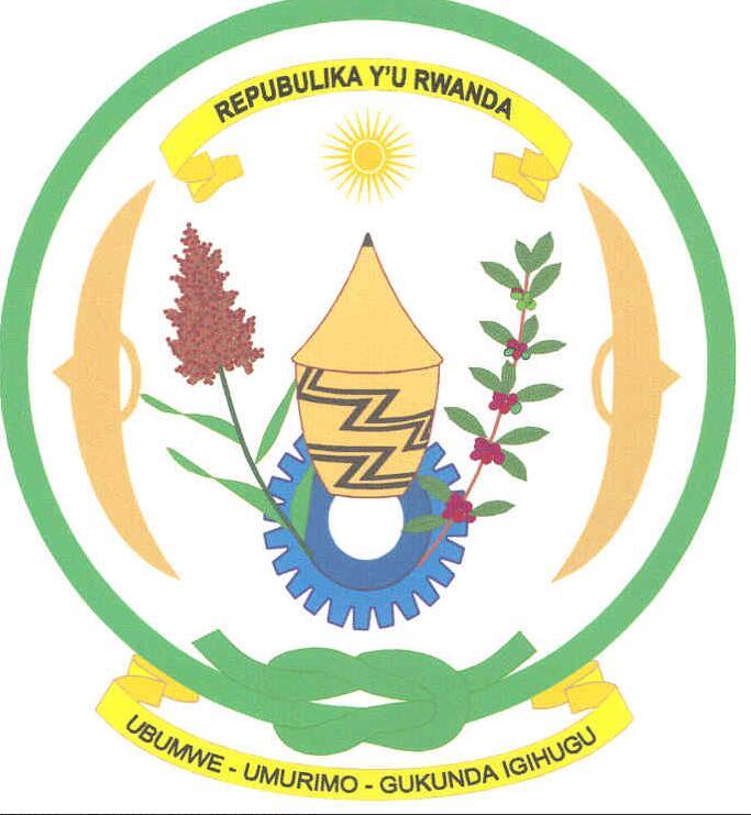 Rwanda's national coat of arms