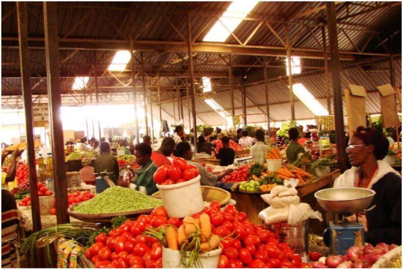 Shopping in Rwanda
