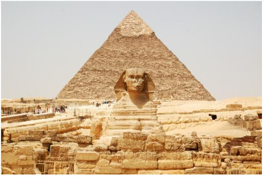 Sightseeing in Egypt