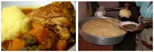 Angola Food