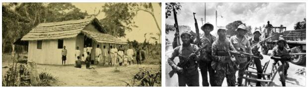 Angola History
