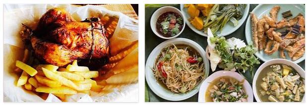 Mozambique foods