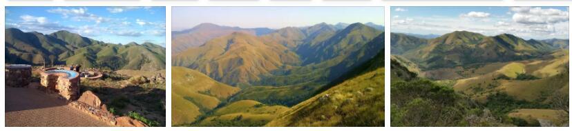 Barberton Makhonjwa Mountains