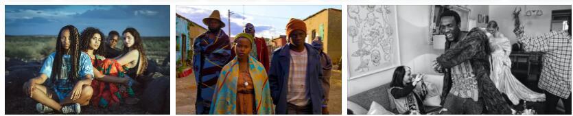 South Africa Cinema