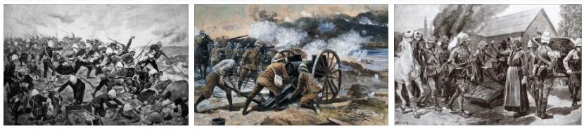 South Africa History from the 15th Century to the Anglo-Boer War