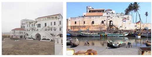 Fortresses and Castles of the Colonial Era in Ghana (World Heritage)