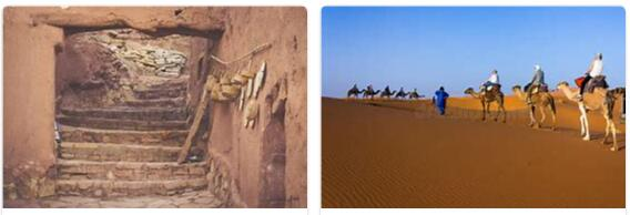 Caravan Cities in the Sahara (World Heritage)
